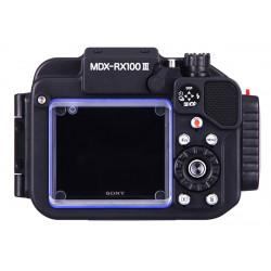 MDX-RX1000/III per Sony RX-100 III, IV, V, Va  dorso