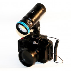 SF 3000 In modalità flash