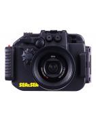 Custodie subacquee per fotocamere digitali compatte
