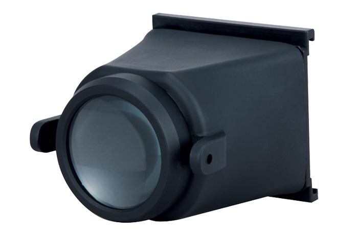 DX-6G Paraluce con lente